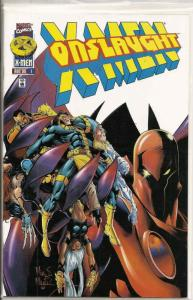 Onslaught: X-Men #1A VF/NM; Marvel   save on shipping - details inside