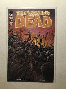 Walking Dead 100 Near Mint Nm Hitch Variant Image