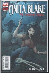 Anita Blake: The Laughing Corpse #4 (Marvel, 2009)