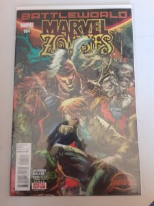 Marvel Zombies (ES) #4 (2016)