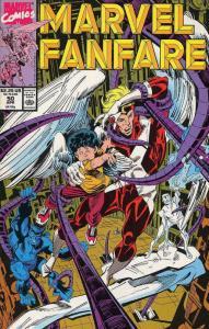 Marvel Fanfare #50 VF/NM; Marvel | save on shipping - details inside