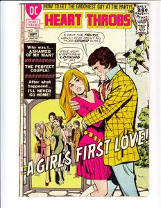 Heart Throbs #133 (Sep-71) FN Mid-Grade