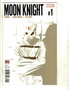 6 Moon Knight Marvel Comics # 1 2 3 4 5 6 Marc Spector CJ15