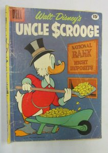 Uncle Scrooge #33 Walt Disney 2.0 (1961)