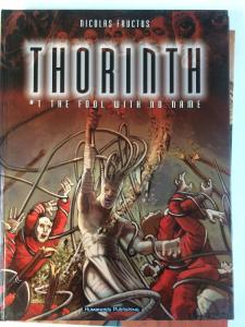 Thorinth Bk. 1: The Fool With No Name by Nicolas Fructus (2002 HC) WHOLESALE x 3