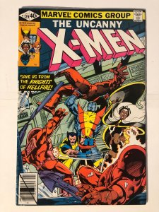 X-Men #129 - 1st Appearance of Kitty Pryde and Emma Frost (White Queen)
