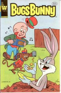 BUGS BUNNY 227 VF-NM    1981 COMICS BOOK