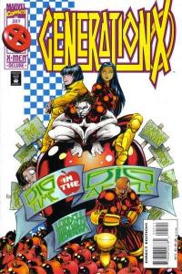 Generation X (1994 series) #5, VF (Stock photo)