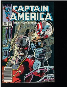 Captain America #286 (Marvel, 1983)