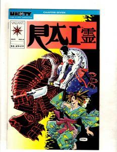 Rai # 6 NM Valiant Comic Book 1st Print Magnus Solar Turok Unity MR7