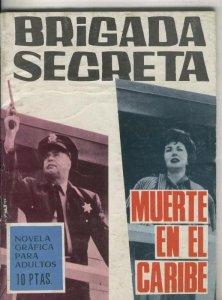 Brigada secreta numero 169: Muerte en el caribe