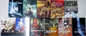 DC/HUMANOIDS HARDCOVER COLLECTION! 11 BOOKS- Jodorowsky! Gimenez!
