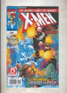 X Men volumen 2 numero 26