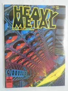Heavy Metal Magazine Volume 3 #2 5.0 VG FN (1979 HM Communications)
