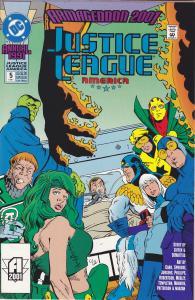 Justice League Annual #5