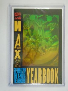 Max Yearbook #1 NM (1990)