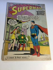 Superman 141 Gd/Vg Good/Very Good 3.0 Top Staple Detached DC Comics
