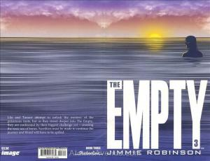 Empty, The #3 VF/NM; Image | save on shipping - details inside