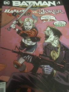 DC Batman #1 Prelude to Wedding Harley Quinn Joker Mint Hot