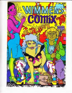Wimmen's Comix #7 VF/NM (2nd) melinda gebbie ROBERTA GREGORY lee marrs
