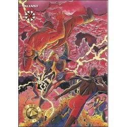 1993 Valiant Era HARBINGER #0 - Card #44