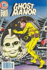 Ghost Manor (2nd Series) #77 FN; Charlton   save on shipping - details inside