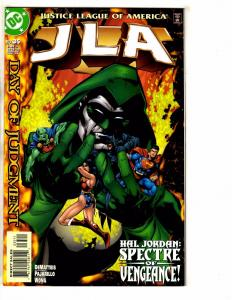 Lot Of 8 JLA DC Comic Books # 35 36 37 38 39 40 41 42 Batman Flash Superman J261