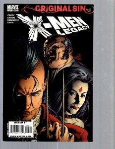 12 Comics X-Men Legacy #217 218 219 220 222 Night Stalkers #14 and more EK17