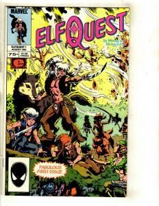 11 Elfquest Marvel Comics # 1 2 3 4 5 7 8 9 10 12 16  EK13