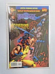 Night Man vs. Wolverine #0 PREMIUM, NM (1995)