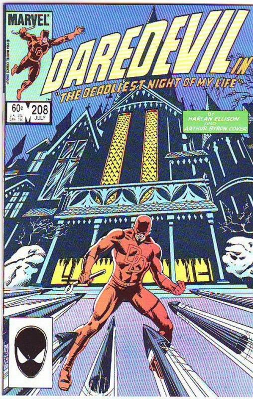 Daredevil #208 (Jul-84) NM+ Super-High-Grade Daredevil