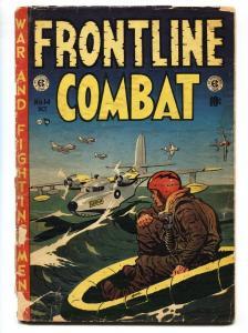 Frontline Combat #14 1953- Wally Wood- EC golden age- Jack Davis g