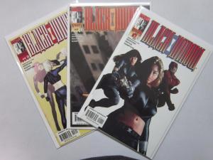 Black Widow (Marvel 2nd Series) #1-3 Set - 8.0 VF - 2001