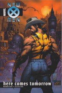 New X-Men Trade Paperback #7, NM + (Stock photo)