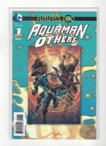 Aquaman and the Others  #1 DC Comics New Lenticular cover 52 NM/M SALE!!!!