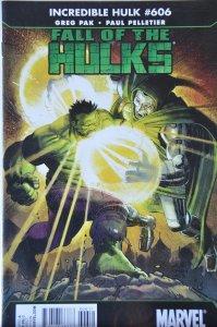 Incredible Hulk #606 (2010)