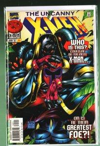 The Uncanny X-Men #345 (1997)