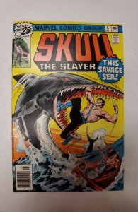 Skull the Slayer #6 (1976) NM Marvel Comic Book J667
