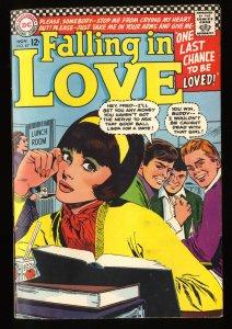 Falling In Love #87 VF- 7.5