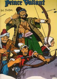 Prince Valiant (Pacific Comics Club) #1955 VF; Pacific | save on shipping - deta