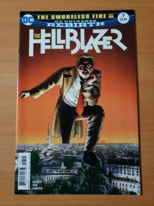 Hellblazer #7 Cover A ~ NEAR MINT NM ~ (2017, DC  Comics)