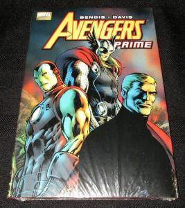 Avengers Prime Premiere Edition Hardcover (Marvel, 2011) - New/Sealed!