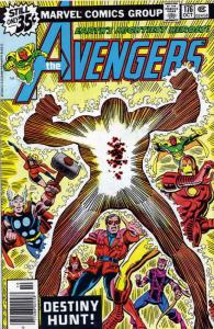 Avengers, The #176 VF; Marvel | save on shipping - details inside