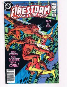 Firestorm The Nuclear Man #11 VF DC Comics Flash TV Comic Book 1983 DE21