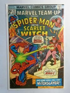 Marvel Team-Up (1st Series) #41, 4.0 (1976)