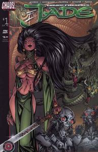 Chaos! Presents Jade #1 VF/NM; Chaos | save on shipping - details inside