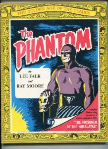 PHANTOM 1969-NOSTALGIA PRESS-ORIGIN REPRINT-LEE FALK-RAY MOORE-fn
