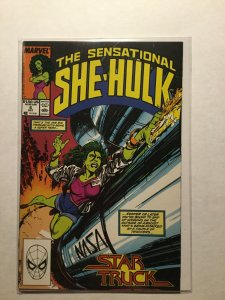 Sensational She-Hulk 6 Near Mint Nm Marvel