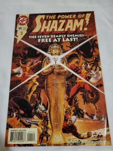 Power of Shazam 11 Near Mint- Cover by Jerry Ordway