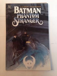 Batman Phantom Stranger Near Mint Alan Grant
